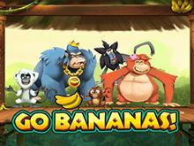 Go Bananas! от разработчика Netent на зеркале клуба