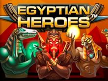 Egyptian Heroes – автомат египетской тематики от Netent