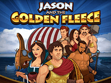 Jason And The Golden Fleece – автомат от разработчика Microgaming