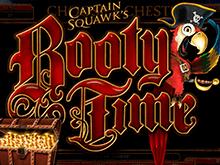 Онлайн автомат в Вулкан казино Booty Time