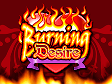 Онлайн автомат в Вулкан казино Burning Desire