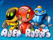 Крупный выигрыш с онлайн-гаминатором Alien Robots