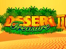 Вторая часть виртуального автомата Desert Treasure II