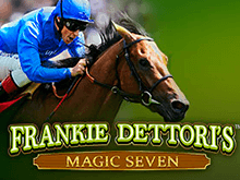 Азартный эмулятор Frankie Dettori's Magic Seven в зеркале Вулкан