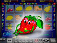 Классический аппарат Fruit Cocktail в онлайн-казино