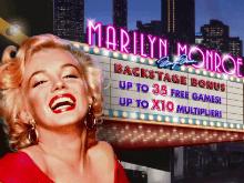 Играть в зеркало Вулкан на игровом аппарате Marilyn Monroe