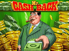 Выгодное вложение денег в слот Mr. Cashback