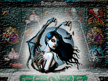 Популярная азартная игра онлайн Blood Suckers