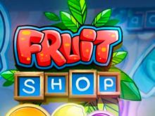 Онлайн игровой автомат Fruit Shop с фруктовой тематикой