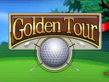 Используйте свой шанс сорвать джек-пот в игровом аппарате Golden Tour