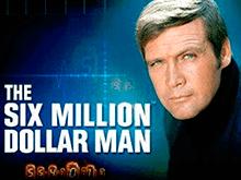 Играть в качественный видео-слот The Six Million Dollar Man