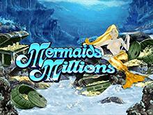 Онлайн слот Миллионы Русалки в виртуальном казино